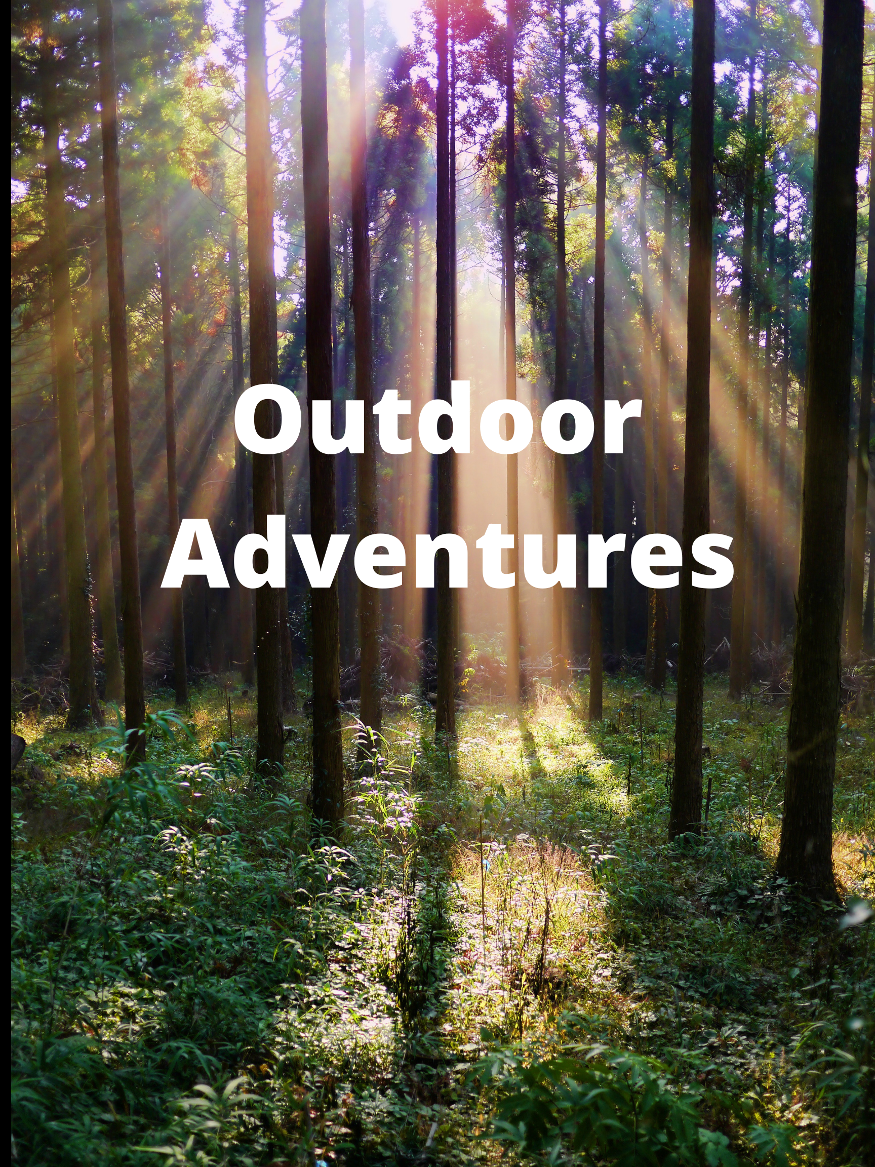 Outdoor Adventures Image